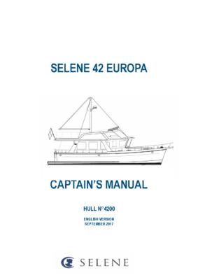 English manual S42 Europa