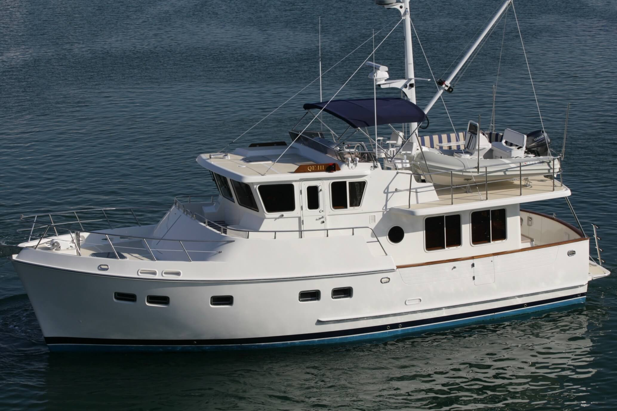 Selene 45 Pilothouse Trawlers The Serious Passage Maker