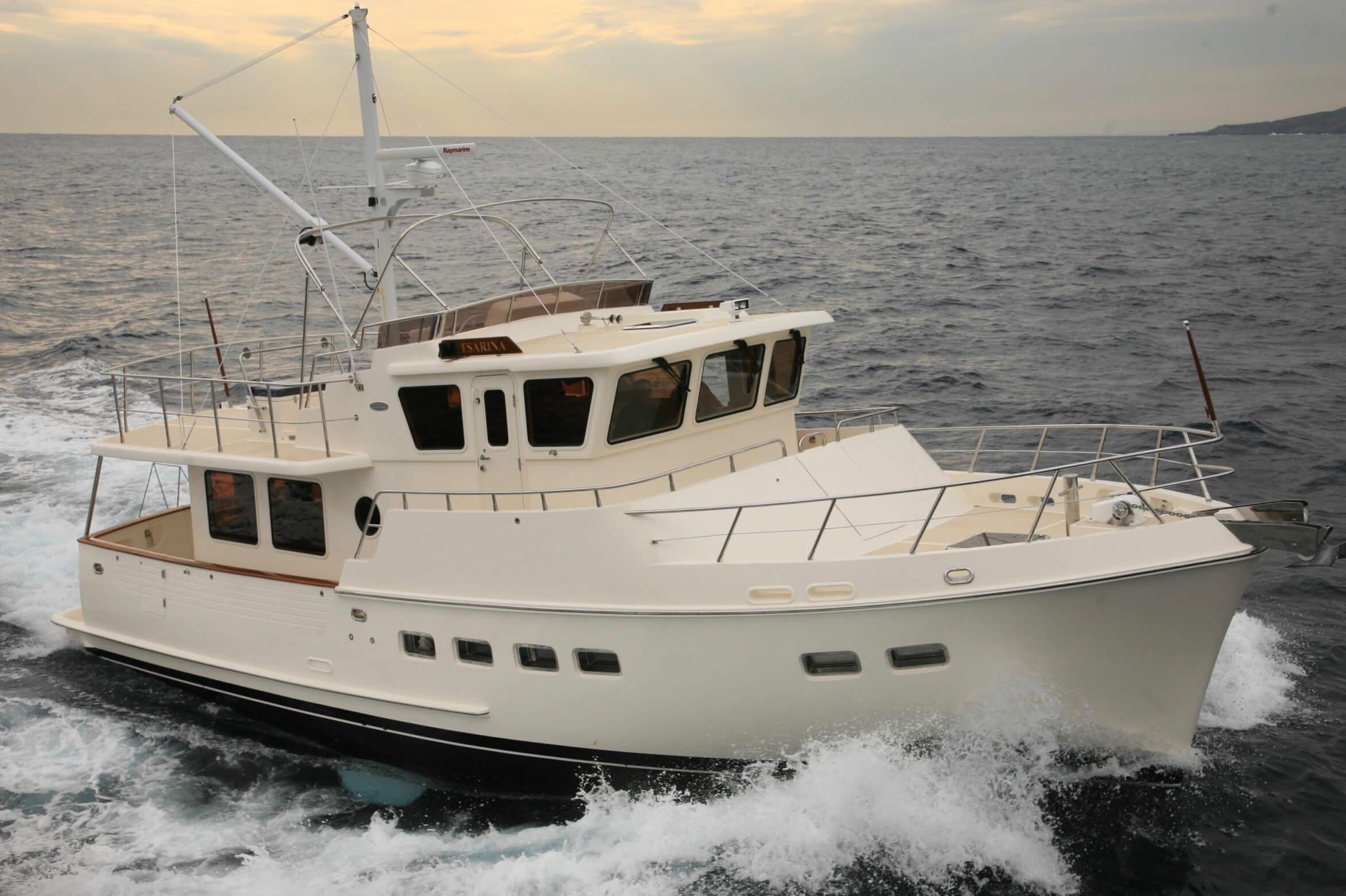 Selene 45 Pilothouse Trawlers - The serious passage-maker