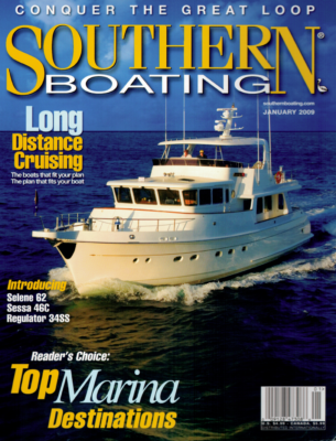 Southern Boating Selene 62