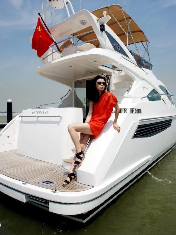 Selene Ocean Yachts, Trawlers - Inspired Dream Builders