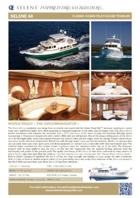 e-brochure S60 Ocean Yacht