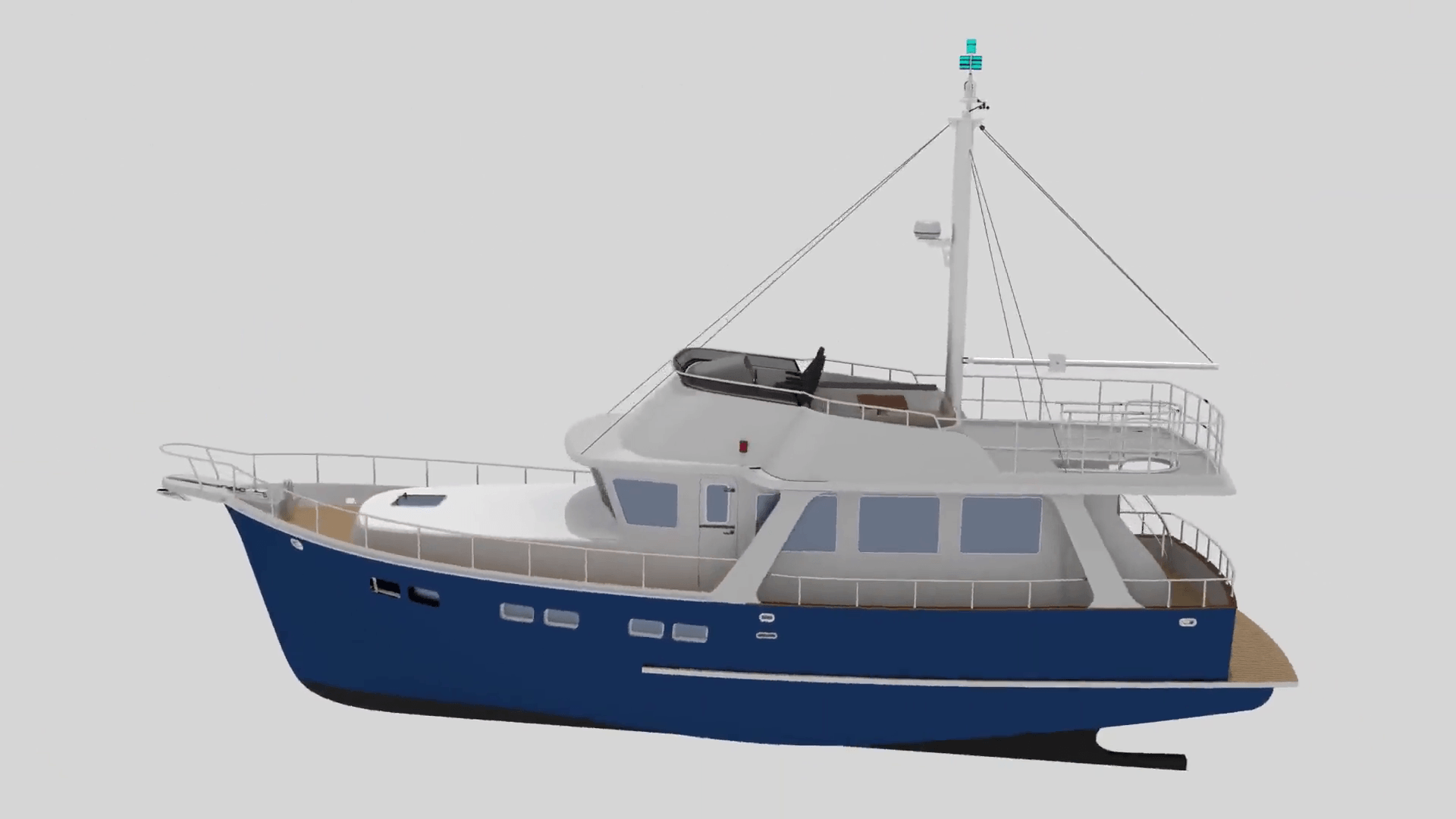 Selene Ocean Yachts, Trawlers - Inspired Dream Builders
