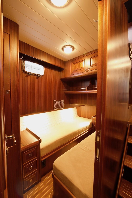 Luxury Yacht Engine Room: The Perfect Gentleman's Yacht